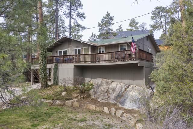 716 S Weeping Willow Lane, Prescott, AZ 86303 (MLS #6059698) :: The Daniel Montez Real Estate Group