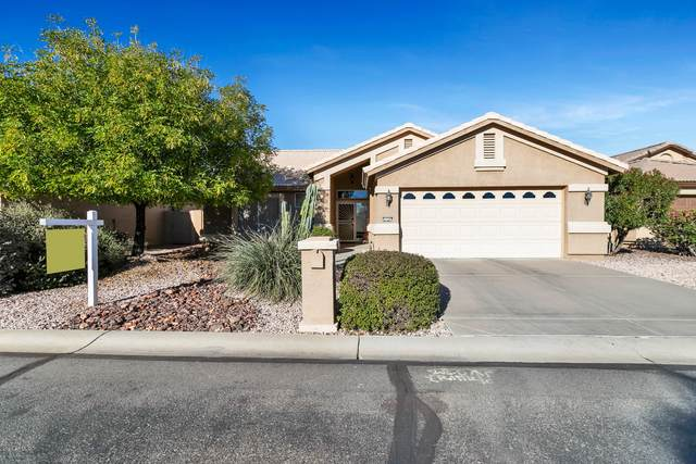 3156 N 148TH Avenue, Goodyear, AZ 85395 (MLS #6059699) :: Kortright Group - West USA Realty