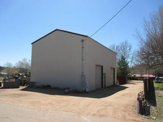 109 E Garrels Drive, Star Valley, AZ 85541 (MLS #6059700) :: Conway Real Estate