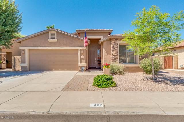 402 N Neuman Place, Chandler, AZ 85225 (MLS #6059705) :: Conway Real Estate