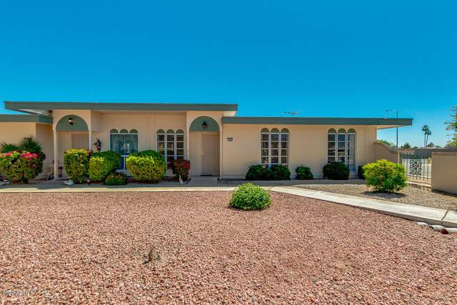 9902 W Lancaster Drive, Sun City, AZ 85351 (MLS #6059706) :: Nate Martinez Team