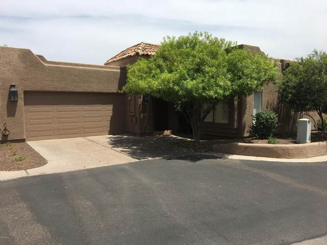 3015 E Coolidge Street #6, Phoenix, AZ 85016 (MLS #6059716) :: Brett Tanner Home Selling Team