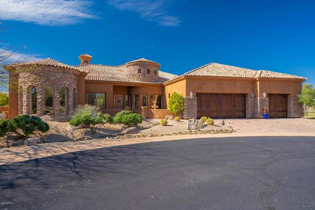 9773 E Gold Bluff Road, Scottsdale, AZ 85262 (MLS #6059730) :: The Results Group
