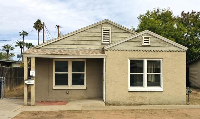 740 W 1st Place, Mesa, AZ 85201 (MLS #6059739) :: Yost Realty Group at RE/MAX Casa Grande