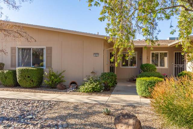 19209 N Star Ridge Drive, Sun City West, AZ 85375 (MLS #6059751) :: Long Realty West Valley