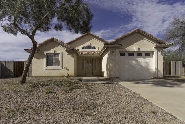 10134 W Arvada Drive, Arizona City, AZ 85123 (MLS #6059760) :: Brett Tanner Home Selling Team