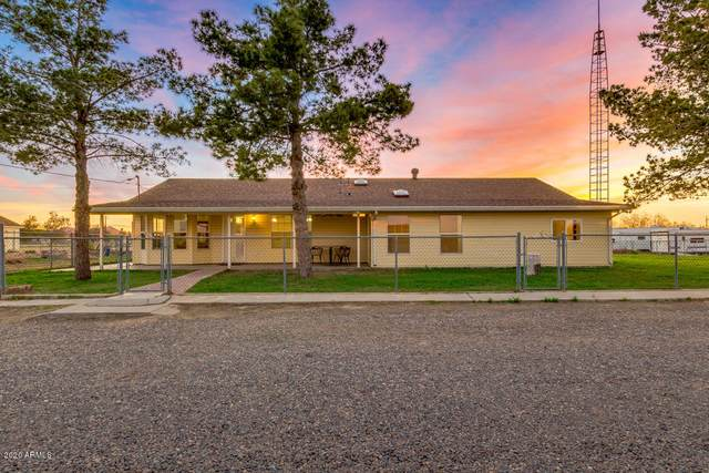 11601 S Airport Road, Buckeye, AZ 85326 (MLS #6059762) :: Brett Tanner Home Selling Team