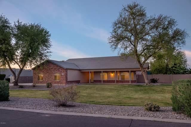19724 E Via De Arboles, Queen Creek, AZ 85142 (MLS #6059767) :: Conway Real Estate