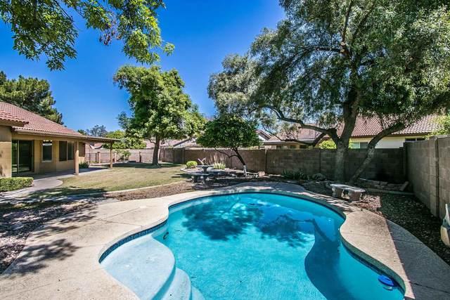 1237 E Encinas Avenue, Gilbert, AZ 85234 (MLS #6059779) :: Conway Real Estate