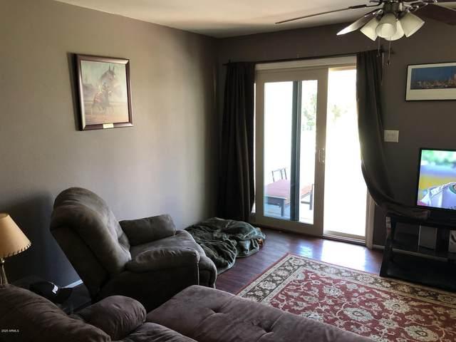 985 N Granite Reef Road #128, Scottsdale, AZ 85257 (MLS #6059782) :: Conway Real Estate