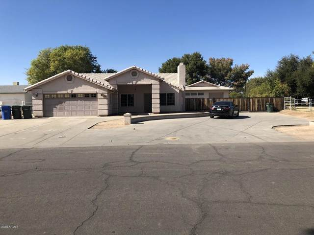 5744 N 105TH Lane, Glendale, AZ 85307 (MLS #6059810) :: Klaus Team Real Estate Solutions