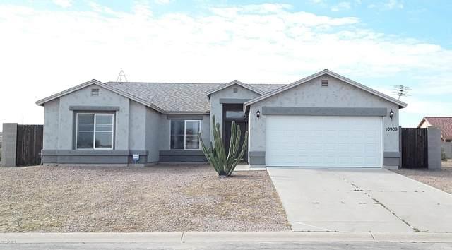 10909 W Laguna Drive, Arizona City, AZ 85123 (MLS #6059836) :: Brett Tanner Home Selling Team