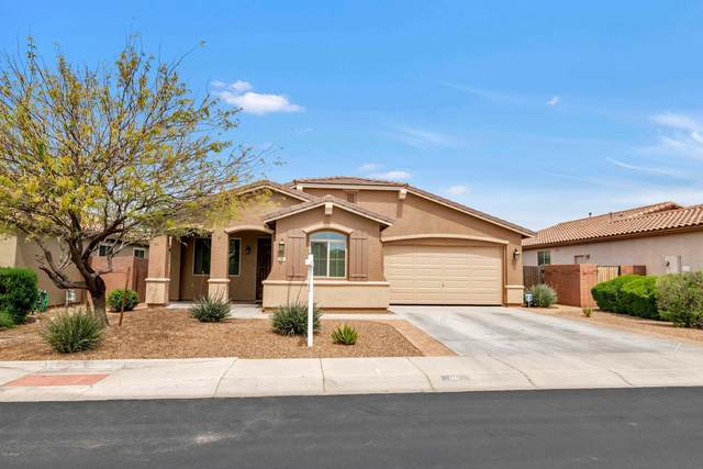 86 W Leatherwood Avenue, San Tan Valley, AZ 85140 (MLS #6059838) :: The Laughton Team