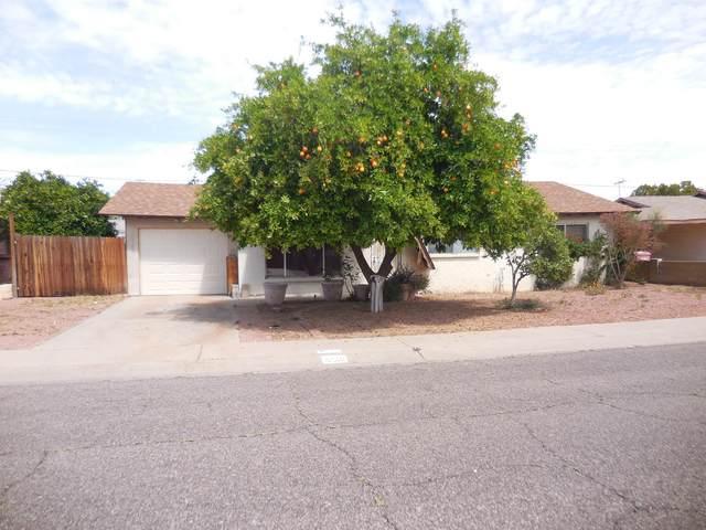 8518 E Rancho Vista Drive, Scottsdale, AZ 85251 (MLS #6059867) :: The Kenny Klaus Team
