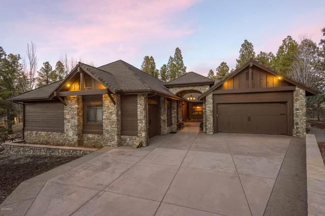 1636 E Morgan Run Drive, Flagstaff, AZ 86005 (MLS #6059868) :: Riddle Realty Group - Keller Williams Arizona Realty