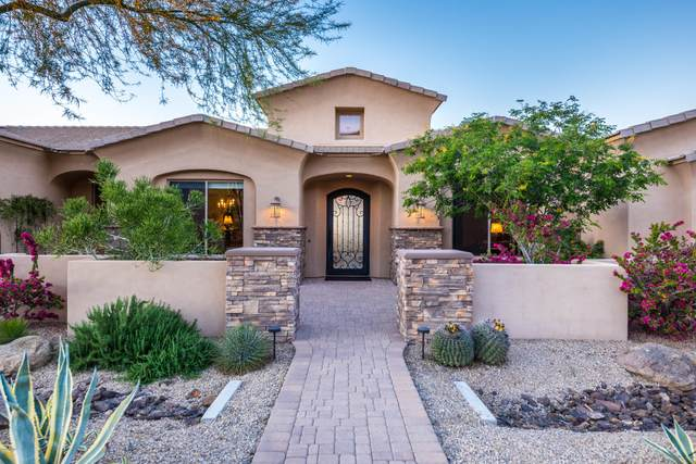 11024 S 27TH Drive, Laveen, AZ 85339 (MLS #6059883) :: Conway Real Estate