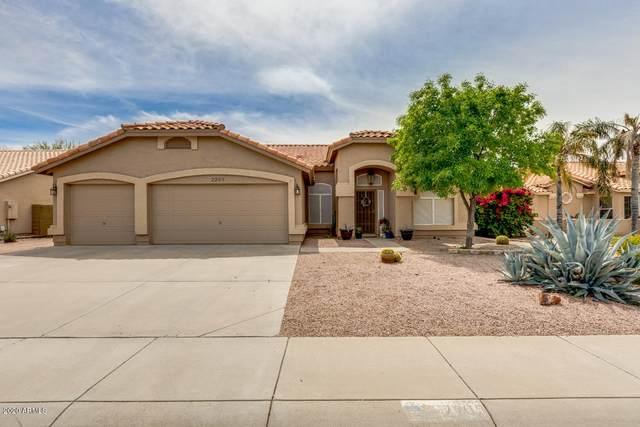 2205 E Brooks Street, Gilbert, AZ 85296 (MLS #6059906) :: Conway Real Estate