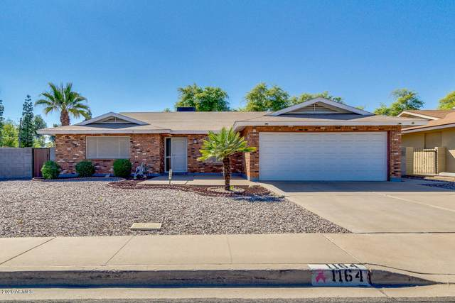 1164 S Quail, Mesa, AZ 85206 (MLS #6059923) :: Long Realty West Valley