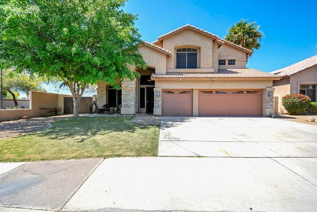 710 N Swallow Lane, Gilbert, AZ 85234 (MLS #6059963) :: Brett Tanner Home Selling Team