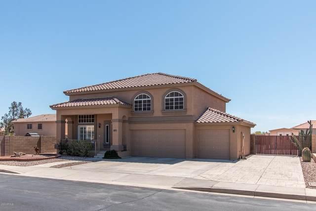 22105 W La Pasada Boulevard, Buckeye, AZ 85326 (MLS #6059969) :: Kortright Group - West USA Realty