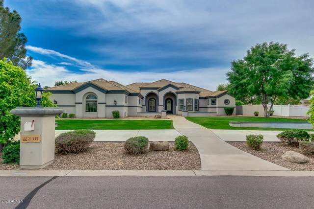 21335 E Excelsior Avenue, Queen Creek, AZ 85142 (MLS #6059971) :: The Bill and Cindy Flowers Team
