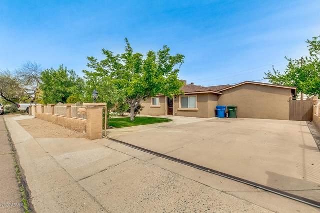 1626 E Juniper Avenue, Phoenix, AZ 85022 (MLS #6059972) :: Brett Tanner Home Selling Team