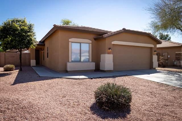 1971 W Hayden Peak Drive, Queen Creek, AZ 85142 (MLS #6059975) :: The Bill and Cindy Flowers Team