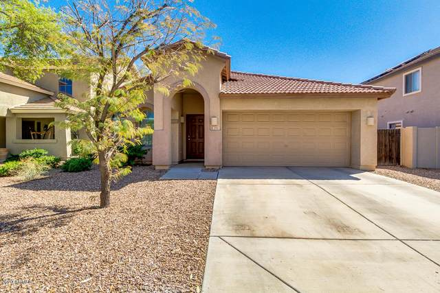 3701 E Ironhorse Road, Gilbert, AZ 85297 (MLS #6059990) :: The Results Group