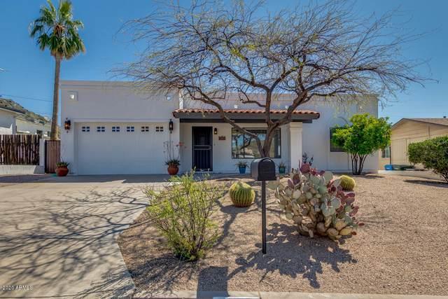 9825 N 2ND Street, Phoenix, AZ 85020 (MLS #6059992) :: Conway Real Estate