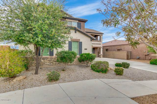 23230 S 222ND Way S, Queen Creek, AZ 85142 (MLS #6060001) :: Conway Real Estate