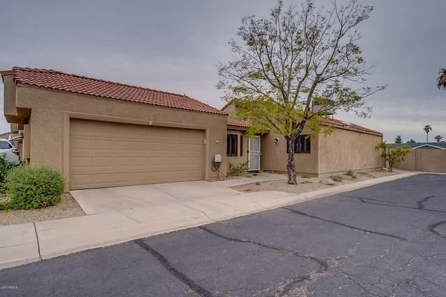15020 N 40TH Street #28, Phoenix, AZ 85032 (MLS #6060005) :: Maison DeBlanc Real Estate
