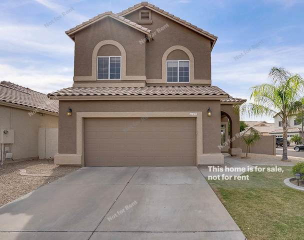 671 S Catalina Street, Gilbert, AZ 85233 (MLS #6060009) :: Yost Realty Group at RE/MAX Casa Grande