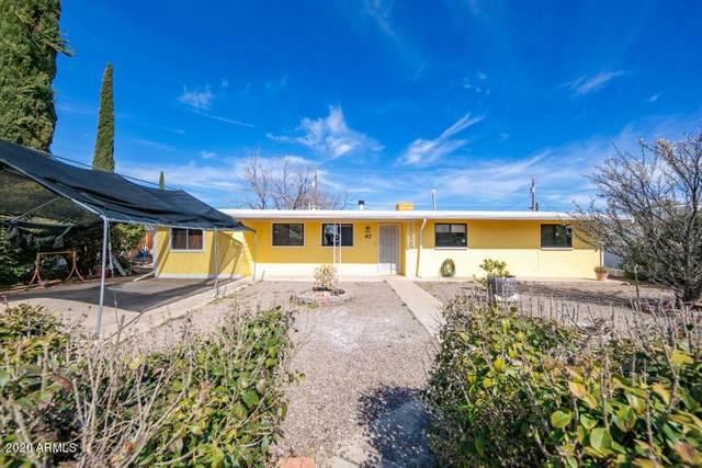 67 E Martin Drive, Sierra Vista, AZ 85635 (MLS #6060010) :: Long Realty West Valley