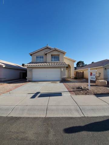 4943 W Oraibi Drive, Glendale, AZ 85308 (MLS #6060017) :: My Home Group