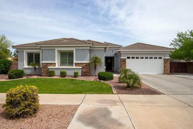 19106 E Mockingbird Drive, Queen Creek, AZ 85142 (MLS #6060030) :: The Bill and Cindy Flowers Team