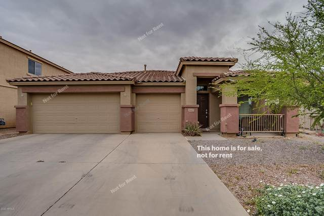 36607 W Costa Blanca Drive, Maricopa, AZ 85138 (MLS #6060037) :: The Laughton Team