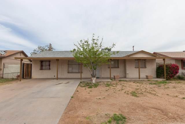 4535 N 50TH Avenue, Phoenix, AZ 85031 (MLS #6060044) :: The Laughton Team