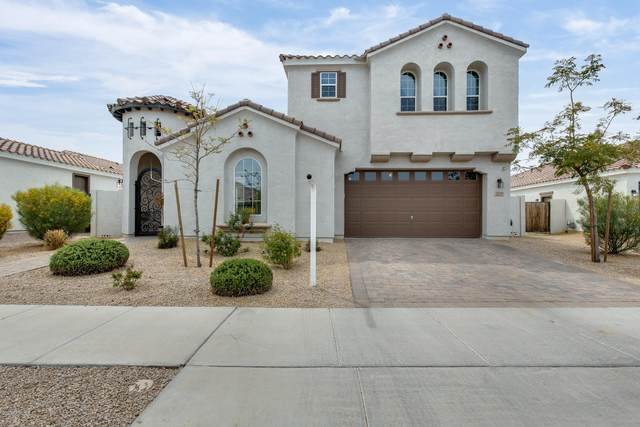 22219 E Cherrywood Drive, Queen Creek, AZ 85142 (MLS #6060048) :: The Bill and Cindy Flowers Team
