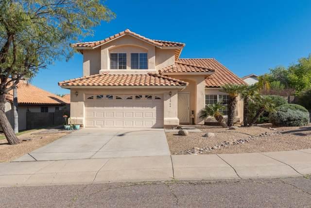 1266 E Villa Maria Drive, Phoenix, AZ 85022 (MLS #6060049) :: Brett Tanner Home Selling Team