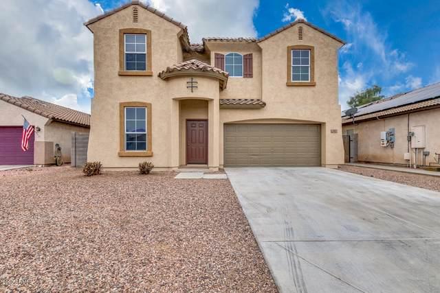 1621 E Maplewood Avenue, Buckeye, AZ 85326 (MLS #6060068) :: Kortright Group - West USA Realty