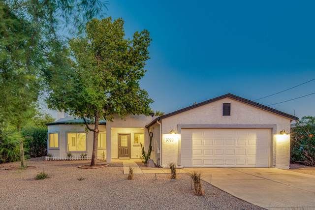 3023 N 34TH Street, Phoenix, AZ 85018 (MLS #6060073) :: The Laughton Team