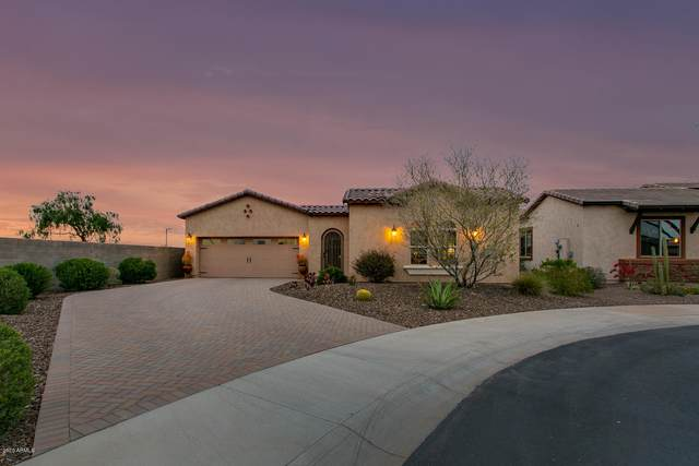 16437 S 176TH Lane, Goodyear, AZ 85338 (MLS #6060075) :: Kortright Group - West USA Realty