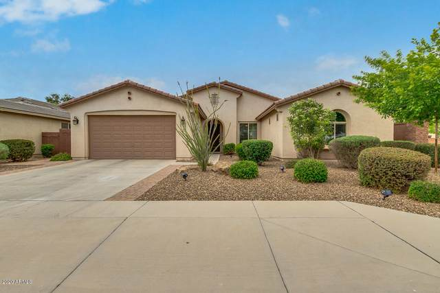 1084 W Fever Tree Avenue, Queen Creek, AZ 85140 (MLS #6060100) :: The Laughton Team