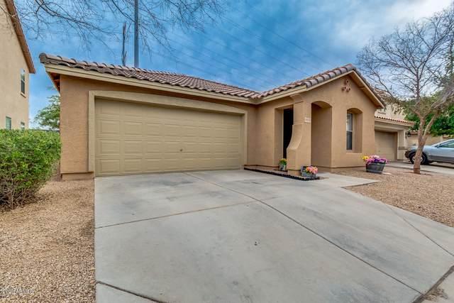 8853 E Plana Avenue, Mesa, AZ 85212 (MLS #6060103) :: The Laughton Team