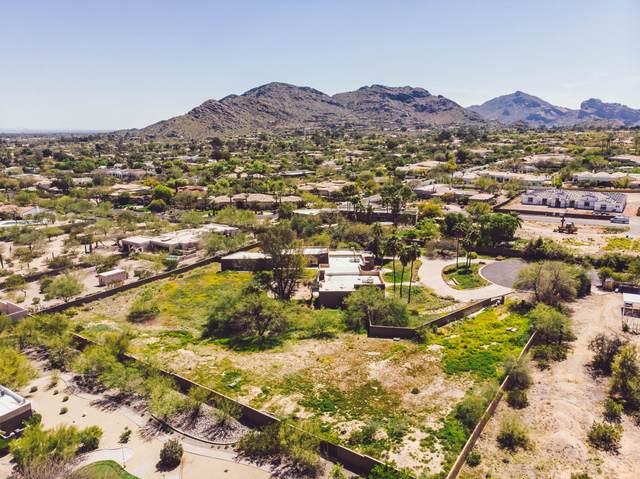 4844 E Tomahawk Trail, Paradise Valley, AZ 85253 (MLS #6060107) :: Brett Tanner Home Selling Team