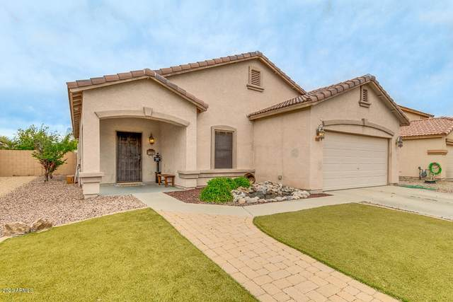 1960 E Connemara Drive, San Tan Valley, AZ 85140 (MLS #6060133) :: The Laughton Team