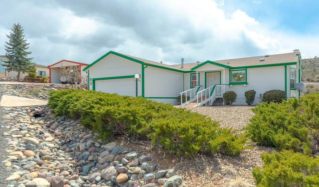 1935 E Mountain Hollow Drive, Prescott, AZ 86301 (MLS #6060140) :: The Bill and Cindy Flowers Team