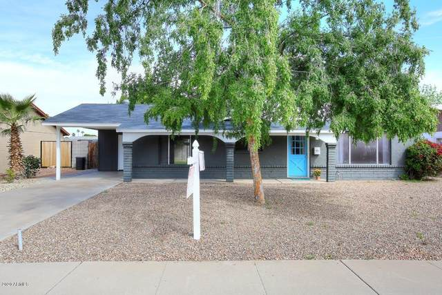 608 E La Donna Drive, Tempe, AZ 85283 (MLS #6060145) :: The Results Group