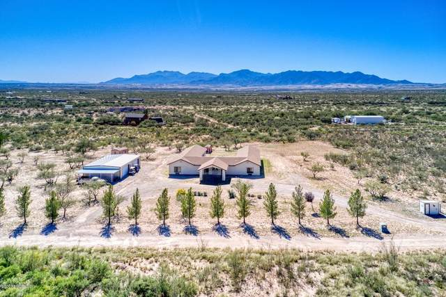 1010 W Olson Trail, Huachuca City, AZ 85616 (MLS #6060149) :: Conway Real Estate