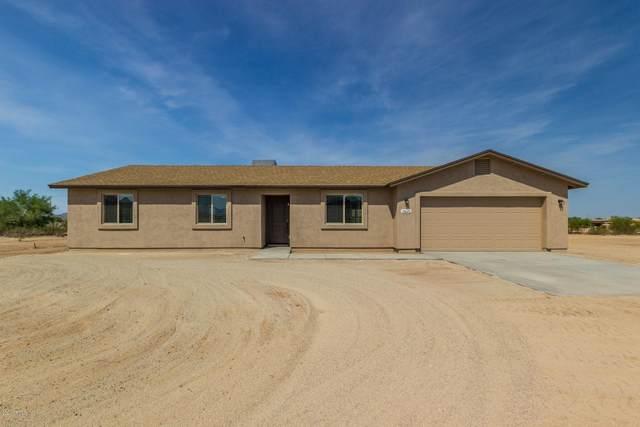 13015 S 210TH Drive, Buckeye, AZ 85326 (MLS #6060159) :: Long Realty West Valley